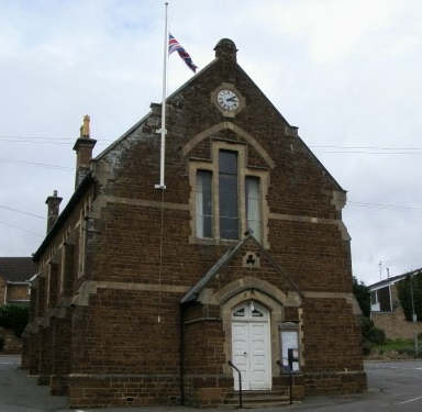 5. Finedon Town Hall